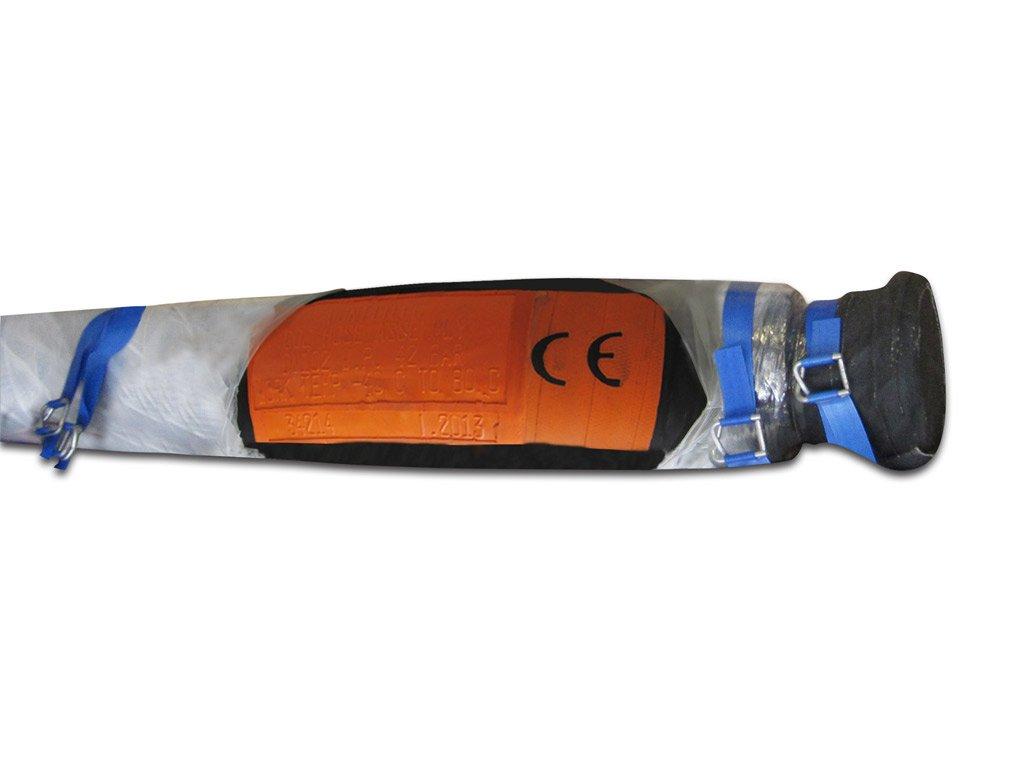 Przewód gumowy do rozładunku CO2