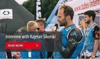 Interview with Kajetan Sikorski, from FLY-BOARD