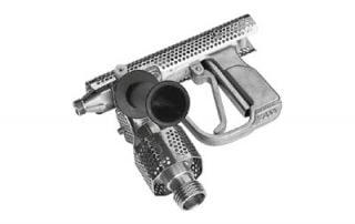 Pistolet do pary wodnej