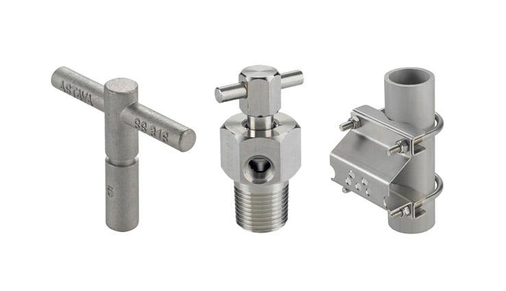 Valve manifold accessories