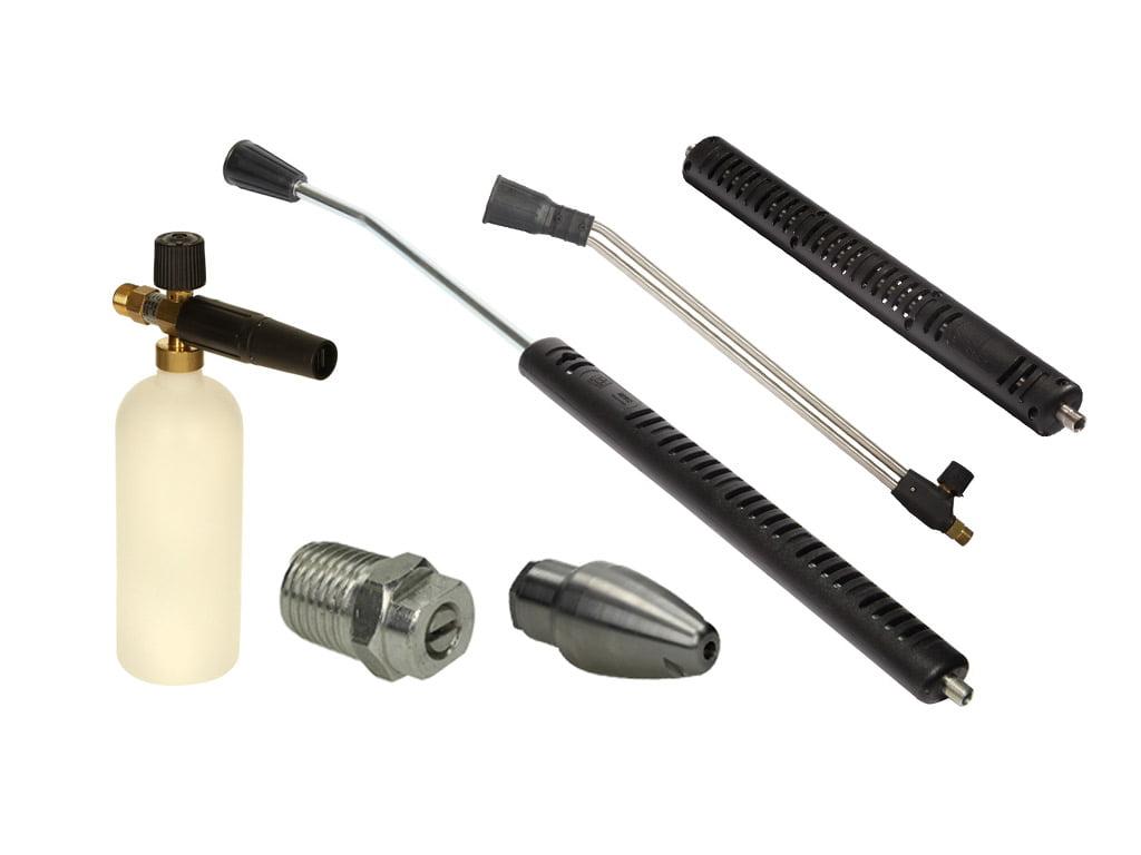 High Pressure Wash Guns and Accessories