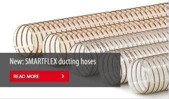 Smartflex ducting hoses