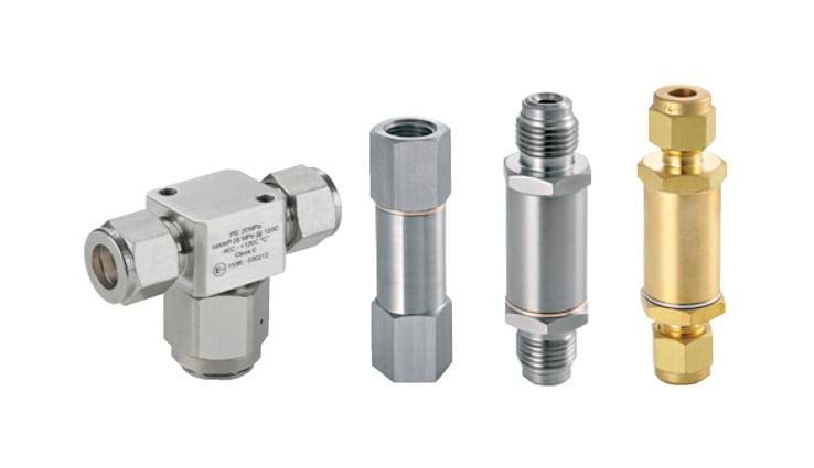 Instrumentation filters