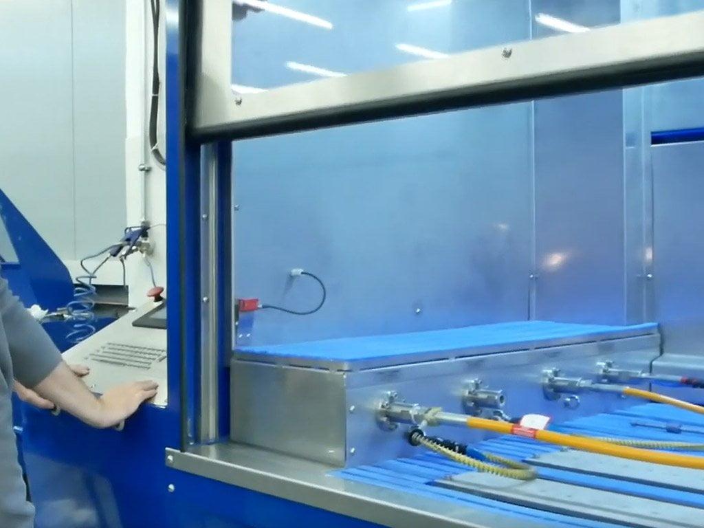 Powiększenie parku maszynowego Tubes International