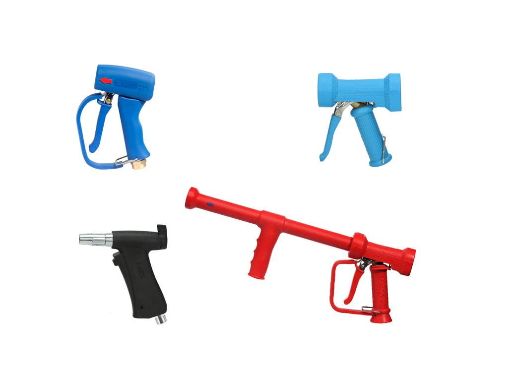 Industrial Water Spray Guns