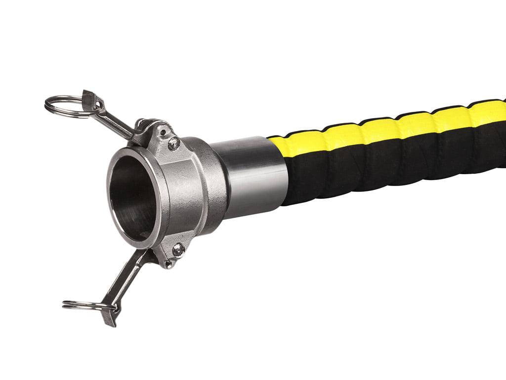 Rubber hose for transformer oil