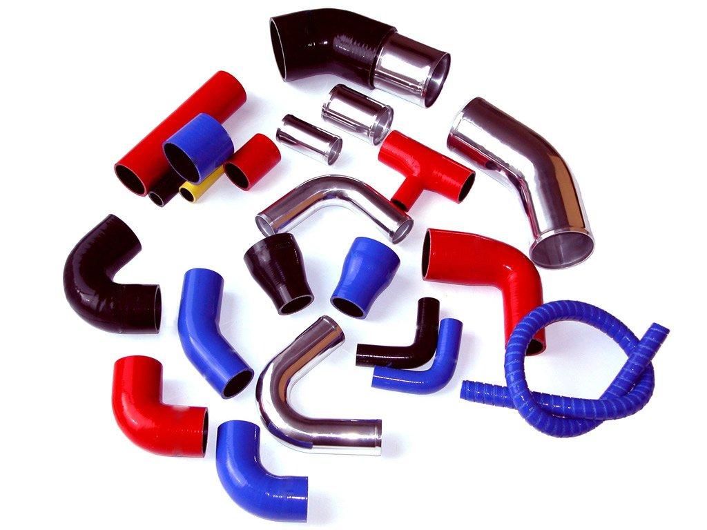 Łączniki silikonowe do motoryzacji